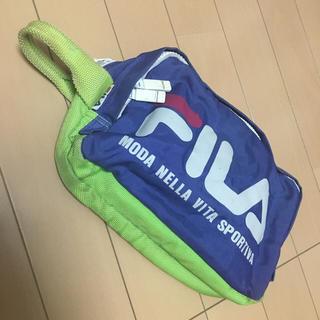 フィラ(FILA)のFILA 激レア ヴィンテージ ハンドバッグ クラッチバッグ(ハンドバッグ)