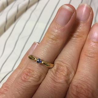 ヴァンドームアオヤマ(Vendome Aoyama)のヴァンドーム青山 k18 イエローゴールド リング 9号(リング(指輪))