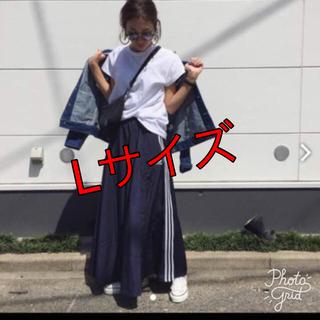 アディダス(adidas)の★値下げ★【新品未使用】adidas ロングスカートbj8167(ロングスカート)