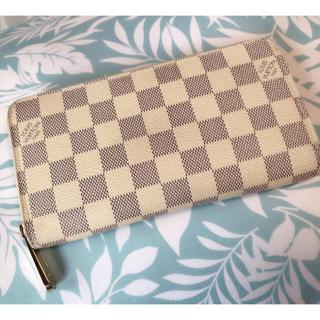 ルイヴィトン(LOUIS VUITTON)のルイヴィトン ダミエ 財布(財布)
