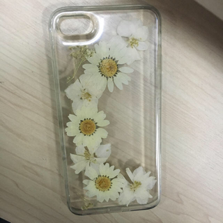 シマムラ(しまむら)の押し花 iPhone6/6S ケース(iPhoneケース)