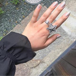 【即購入OK】【大人気リング】big star silver ring(リング)