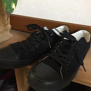 黒スニーカー(スニーカー)
