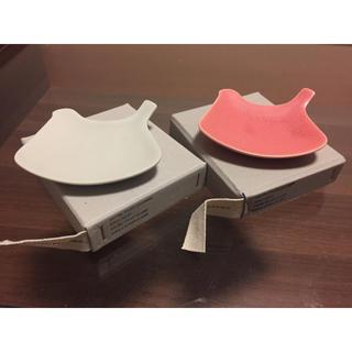 イッタラ(iittala)の(rin様専用)イイホシユミコ toriプレート 小皿 2個 (食器)