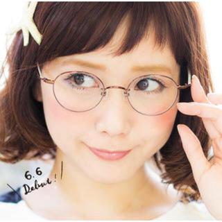 ゾフ(Zoff)のぴょん様専用ページ   新品未使用✩*.゚ Zoff×田中里奈 コラボ 眼鏡 (サングラス/メガネ)