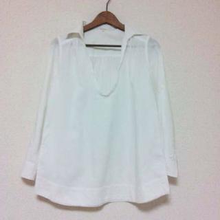 ロペピクニック(Rope' Picnic)のロペピ*白いシャツ(シャツ/ブラウス(長袖/七分))