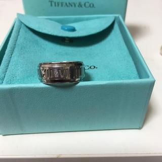 ティファニー(Tiffany & Co.)のミッドナイトサン様専用ティファニーアトラスリング(リング(指輪))