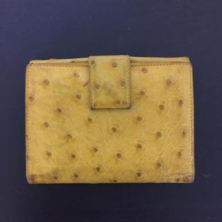 プラダ(PRADA)のプラダ オーストリッチ財布(財布)