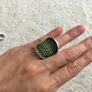 ルシェルブルー(LE CIEL BLEU)のルシェルブルー デザインリング(リング(指輪))