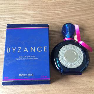 ロシャス(ROCHAS)のROCHAS BYZANCE eau de parfum 50ml(香水(女性用))