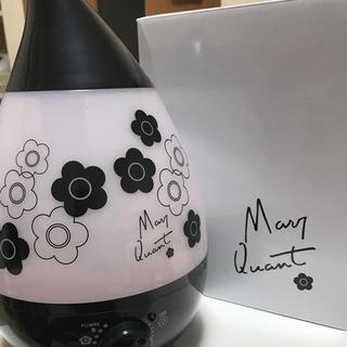 マリークワント(MARY QUANT)の【MOKUJINN様専用】9月1日までお取り置き MARY QUANT 加湿器(加湿器/除湿機)