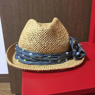 アンパサンド(ampersand)のampersand アンパサンド 帽子 50cm サニーランドスケープ ワンピ(帽子)