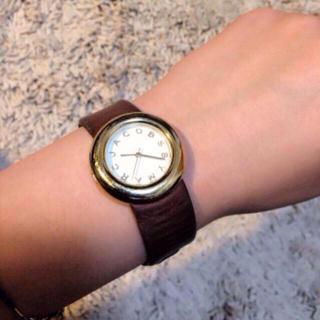 マークバイマークジェイコブス(MARC BY MARC JACOBS)のマーク♡腕時計(腕時計)