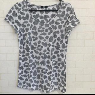 スライ(SLY)のSLY レオパード柄 Tシャツ(Tシャツ(半袖/袖なし))