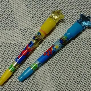 セサミストリート(SESAME STREET)のユニバーサルスタジオジャパンの光るペン(キャラクターグッズ)