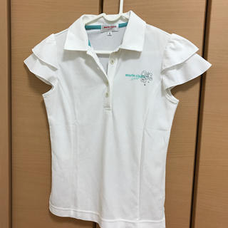 マリクレール(Marie Claire)のマリクレール  ポロシャツ  ゴルフ(ポロシャツ)