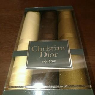 クリスチャンディオール(Christian Dior)のクリスチャンディオールハンカチセット(その他)