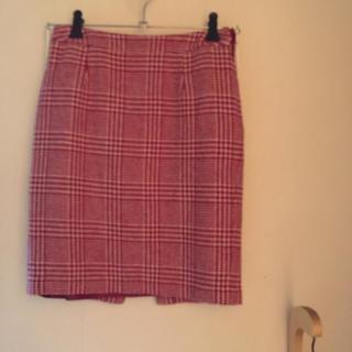 ロキエ(Lochie)のvintage  skirt(ひざ丈スカート)