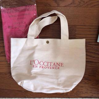 ロクシタン(L'OCCITANE)のロクシタントート(トートバッグ)