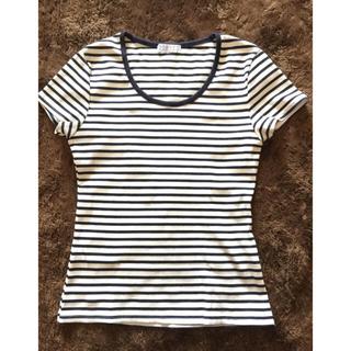 バーニーズニューヨーク(BARNEYS NEW YORK)のバーニーズニューヨーク ボーダーTシャツ(Tシャツ(半袖/袖なし))