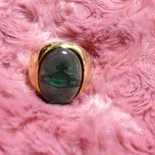 ヴィヴィアンウエストウッド(Vivienne Westwood)のヴィヴィアン☆新品同様レア☆オーブリング(リング(指輪))