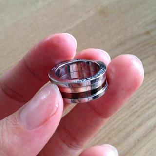 カルバンクライン(Calvin Klein)のCK シルバーリング 9号(リング(指輪))