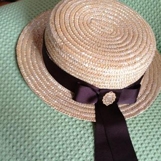 アマベル(Amavel)のAmavel 帽子(ハット)
