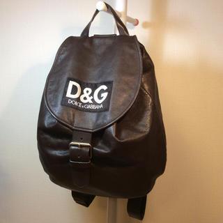 ドルチェアンドガッバーナ(DOLCE&GABBANA)の「Dolce&Gabbana」リュック(リュック/バックパック)