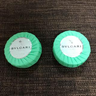 ブルガリ(BVLGARI)の*MISAKI*様専用 BVLGARI 石鹸(ボディソープ / 石鹸)