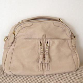 パピヨネ(PAPILLONNER)のPAPILLONNER 2way bag(ハンドバッグ)