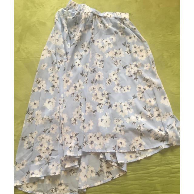 POWDER SUGAR(パウダーシュガー)のパウダーシュガー レディースのスカート(ロングスカート)の商品写真