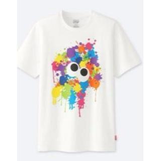 ユニクロ(UNIQLO)のユニクロ スプラトゥーン Tシャツ XLサイズ(その他)