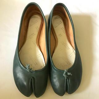 マルタンマルジェラ(Maison Martin Margiela)のmaison margiela 足袋 バレエシューズ(バレエシューズ)
