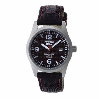 アヴィレックス(AVIREX)のみやび様専用 AX-010M-C アヴィレックス アナログウオッチ ミリタリー(腕時計(アナログ))