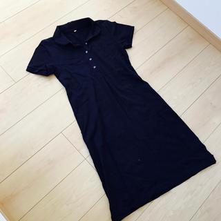 ムジルシリョウヒン(MUJI (無印良品))の無印良品 ポロシャツワンピース