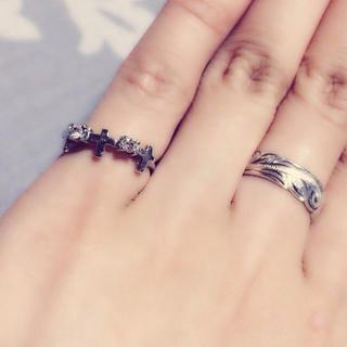 エルチャンス(L.CHANCE)のピンキーリング(リング(指輪))