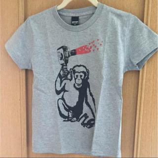 グラニフ(Design Tshirts Store graniph)のグレー Tシャツ(Tシャツ(半袖/袖なし))