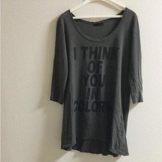 ナイン(NINE)のNINE Tシャツ トップス ナイン ダブルスタンダード(シャツ/ブラウス(長袖/七分))
