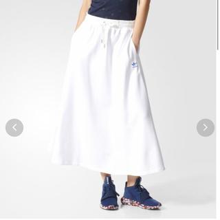 アディダス(adidas)のadidas originals ロングスカートXS(ロングスカート)