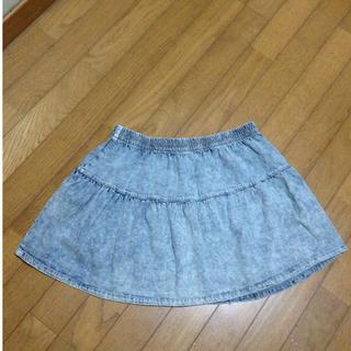 ワンアフターアナザーナイスクラップ(one after another NICE CLAUP)のデニムスカート♡ナイスクラップ(ミニスカート)