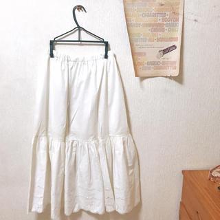 ロキエ(Lochie)のfrench vintage  skirt(ロングスカート)
