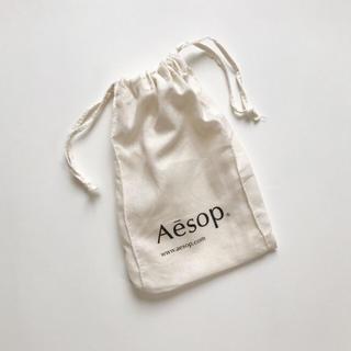 イソップ(Aesop)のAesop 巾着 小(ショップ袋)
