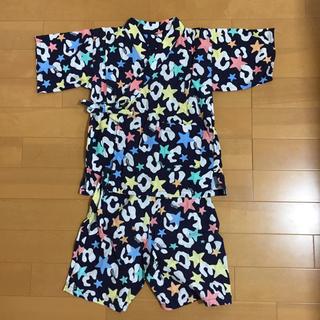 エックスガール(X-girl)のエックスガール 甚平100センチ(甚平/浴衣)