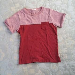 ジーユー(GU)のキッズ Tシャツ(140㎝)(Tシャツ/カットソー)