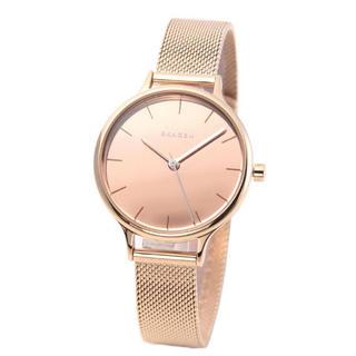スカーゲン(SKAGEN)のスカーゲン ローズゴールド(腕時計)