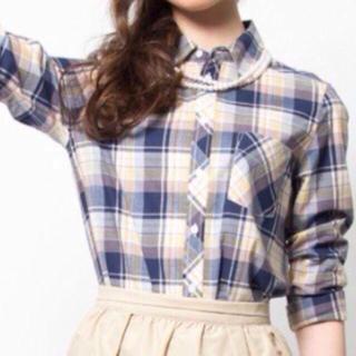 ロペピクニック(Rope' Picnic)の新作チェックシャツ(シャツ/ブラウス(長袖/七分))