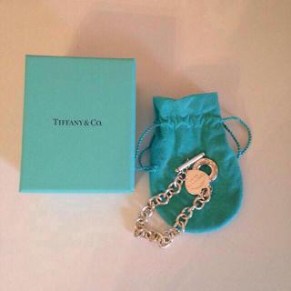 ティファニー(Tiffany & Co.)のティファニー ハート ブレスレット(ブレスレット/バングル)