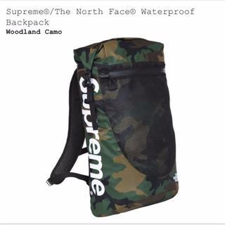 シュプリーム(Supreme)のsupreme The North Face Backpack camo(バッグパック/リュック)