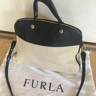 69fe09f7a34f フルラ(Furla)の正規品 FURLA パイパー 2way 限定モデルキャンバス(ハンドバッグ)