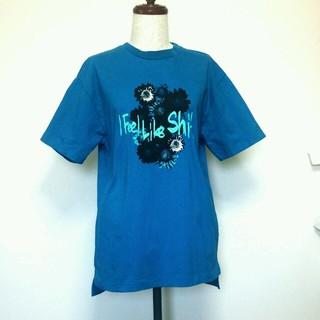 ミルクボーイ(MILKBOY)のMILKBOY  半袖Tシャツ  (花プリント)(Tシャツ/カットソー(半袖/袖なし))